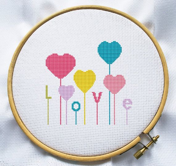 Counted cross stitch pattern Instant Download por MagicCrossStitch