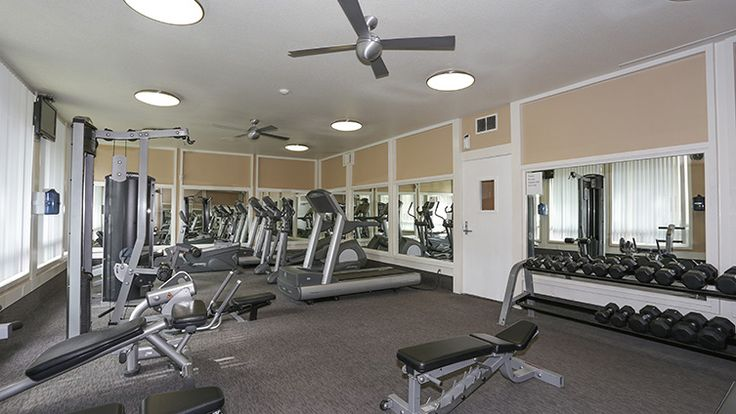 Are looking to stick to your #fitness goals? The #gym at The Falls at Arden in #Sacramento will help you keep them! Check out all the community #amenities today by scheduling a tour.