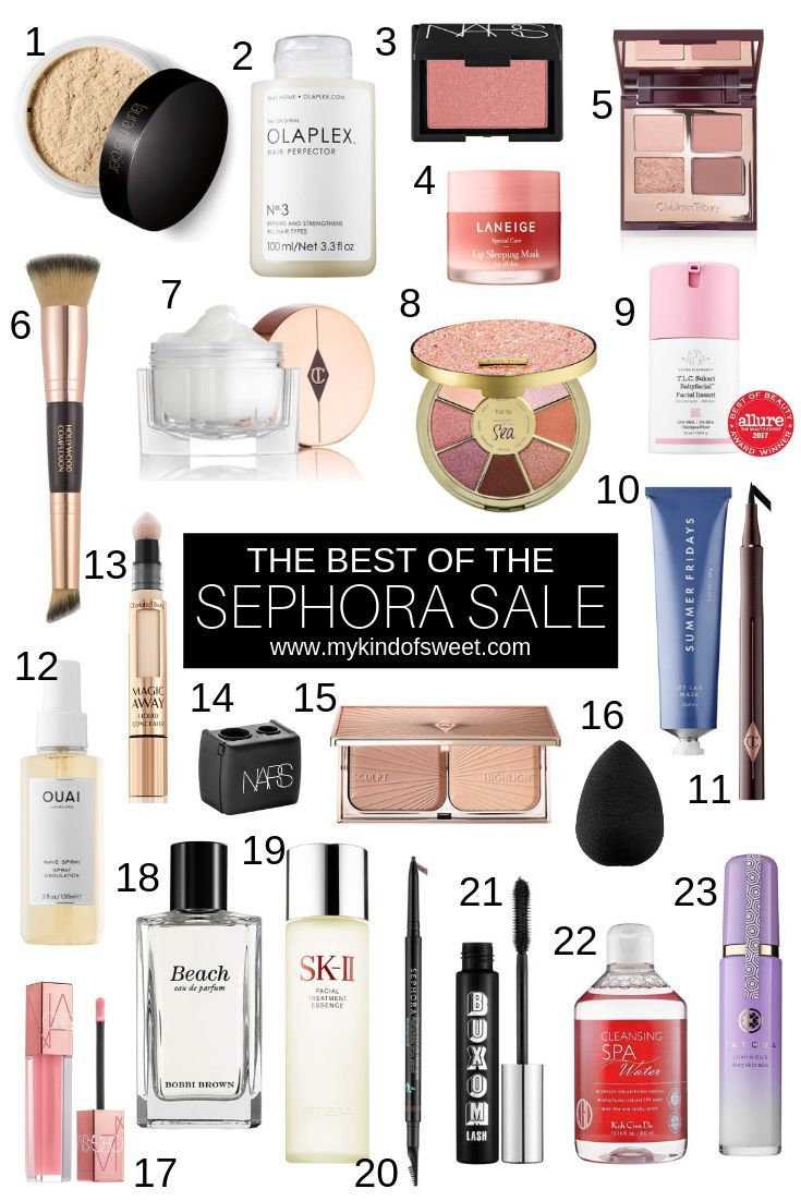 My Favorites Of The Sephora Sale + What's In My Cart