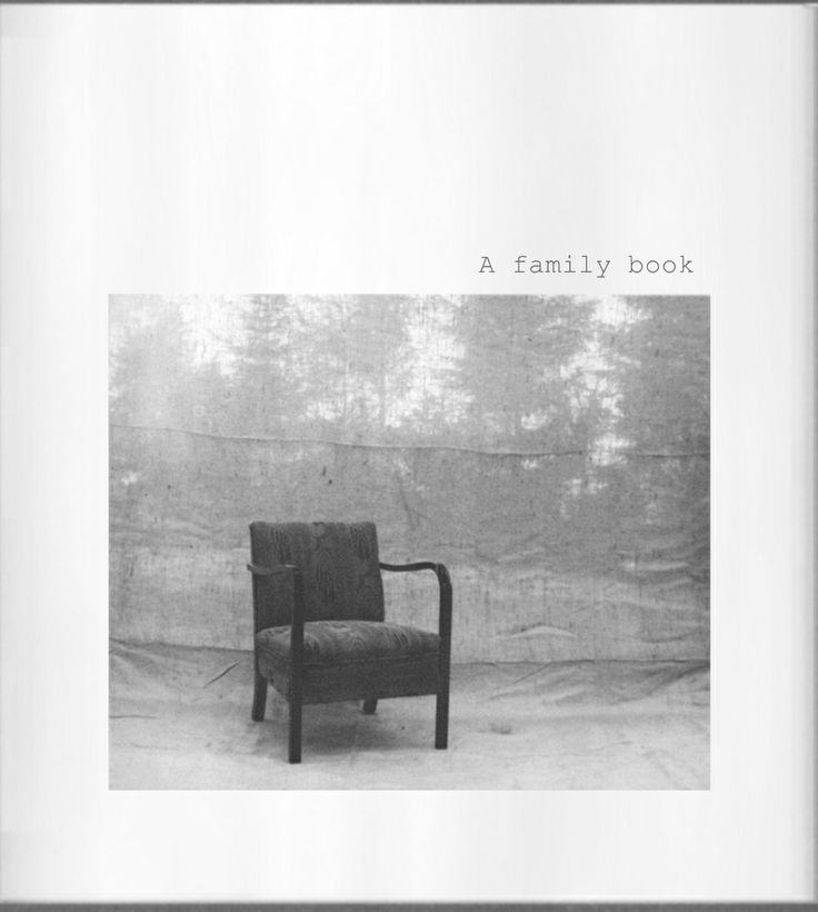 a family book  by nieves mingueza