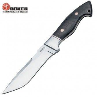 Нож boker arbolito el trampero ножи из 40х13 свойства