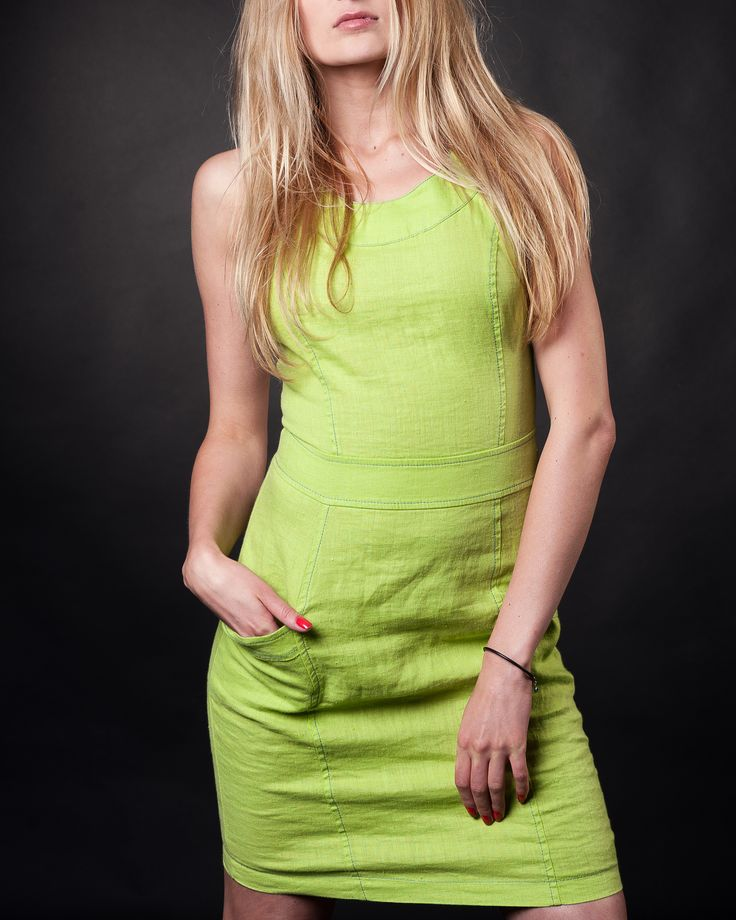 #lightgreendresses #linendresses #summerdresses #saledresses #beautydresses #pocketdresses
