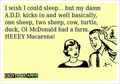 Yup, sounds like my nights.