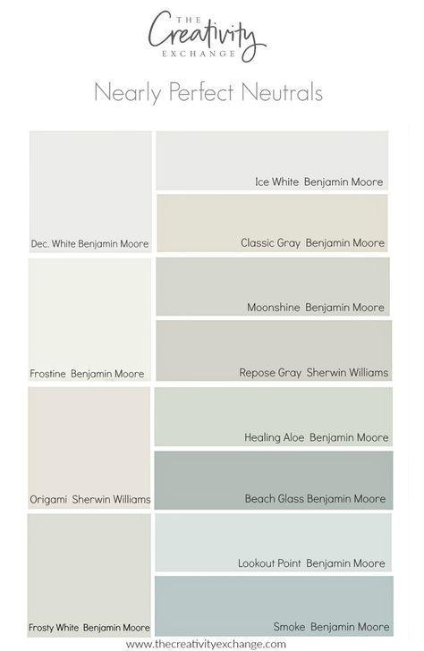 Excellent Neutral Bathroom Color Schemes