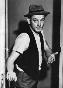 """Art Carney served as an US Army infantryman during World War II. During the Battle of Normandy, he was wounded in the leg by shrapnel and walked with a limp for the rest of his life. """""""