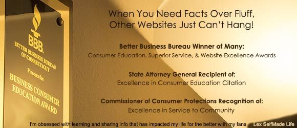"SimplyAdditions.com is an award winning site built by Voitek Lex Klimczyk ""Lex SelfMade Life"". He's dedicated to providing simple solutions in building home additions, down to buying your next gadget for your home. His Better Business Bureau awards and letters of recognition are just a few reasons why you should trust his advice on here and his YouTube channel."