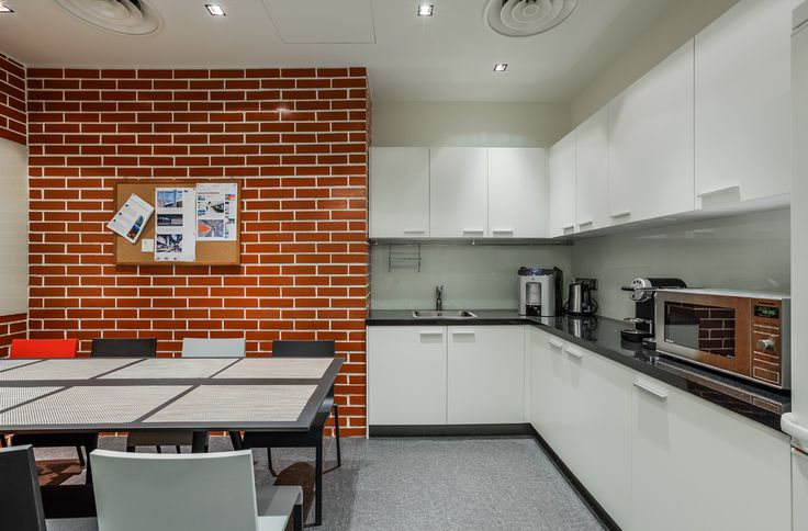 Kitchen & Coffee space at ABD architects