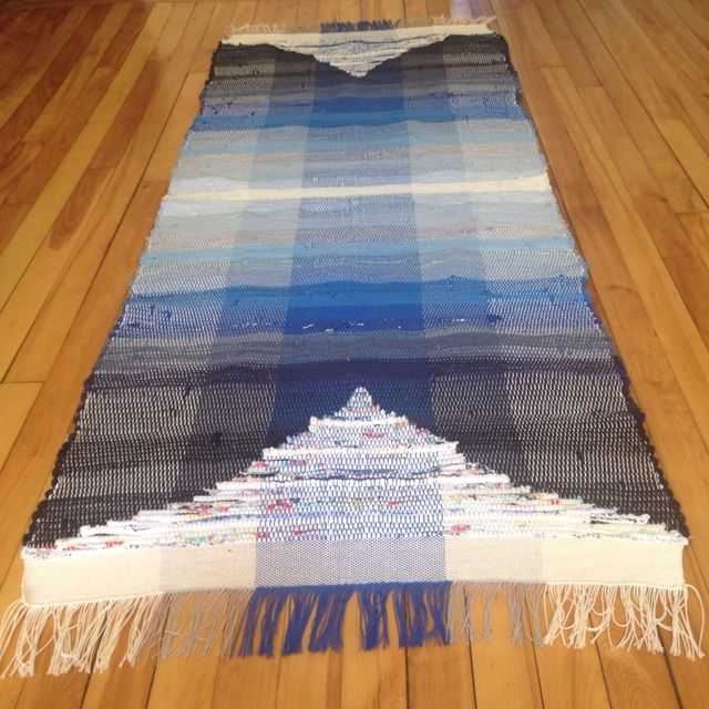 Rag Rug Weavings From Recycled Old Clothes! by Katherine Johana Cordero Beltran (jcbeltran) on Bunz