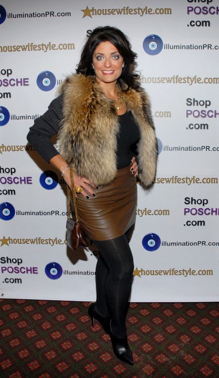 kathy wakile  | ... Fashion Flashback With Real Housewives of New Jersey Star Kathy Wakile