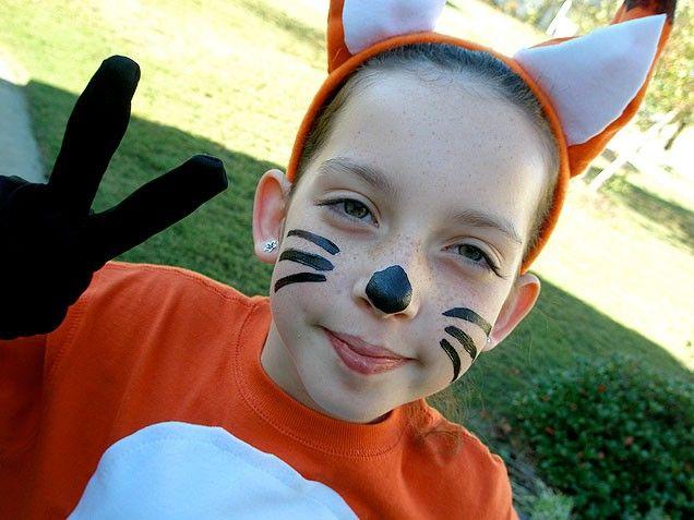 DIY Halloween costume - Fox! http://www.ivillage.com/easy-homemade-costume-ideas/6-b-139777#285104