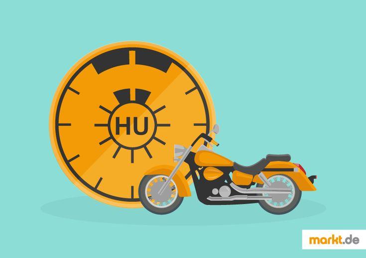 Was muss ich für die Hauptuntersuchung beim Motorrad beachten? | markt.de #motorrad #hu #tüv #saisonstart