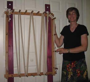 Weaving Tips - Lunatic Fringe Yarns