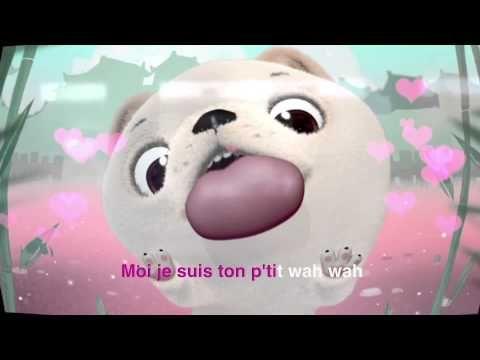 ▶ Wawah Le Chien Panda - YouTube