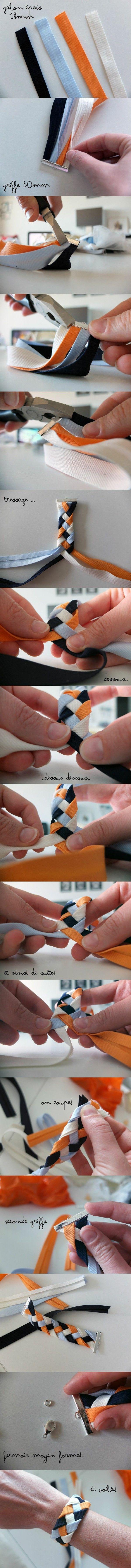 Make a bracelet
