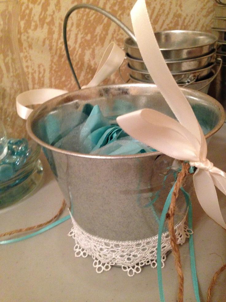 Flower Girl Baskets On Pinterest : Flower girl basket wedding ideas