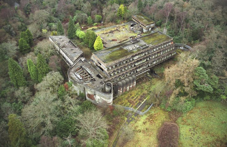 Brutalism and Culture: How St Peter's Seminary is Already Shining in its Second Life