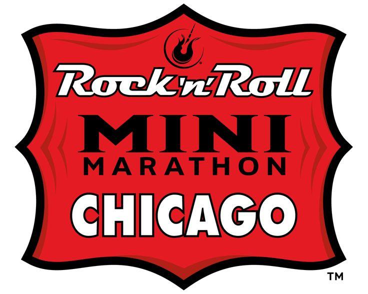 Chicago Rock n Roll Half Marathon, August 2010