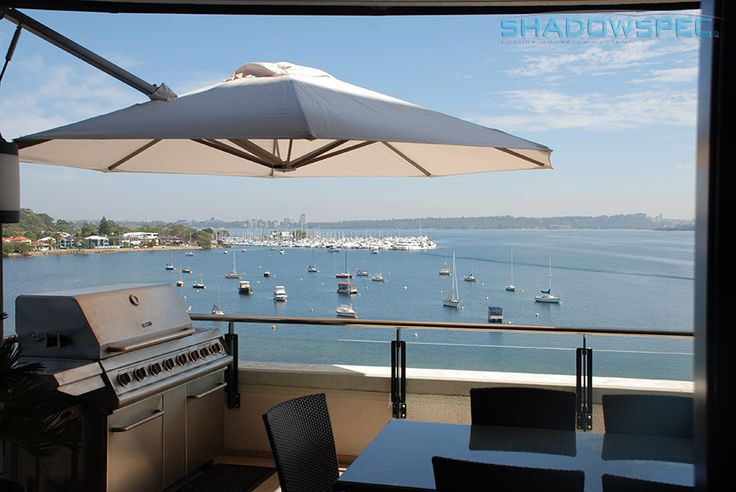 SHADOWSPEC - Global Suppliers of Luxury Outdoor Umbrella Systems. At SHADOWSPEC, we have a wide range of outdoor shades that appeal to most peoples' style and preference. With outdoor sun shades that come in various shapes, sizes, and popular colours, you're sure to find a shade umbrella model that is perfect for your home.  Click below for more information: www.shadowspec.com (USA) www.shadowspec.com.au (Australia) www.shadowspec.co.nz (NZ/Other)