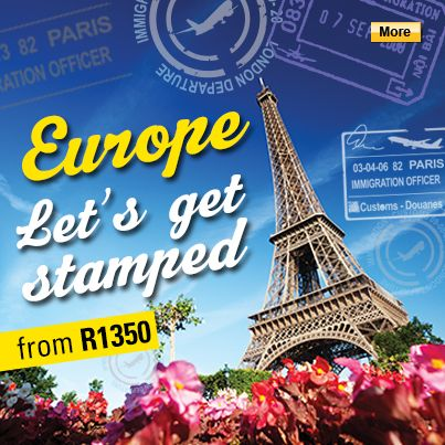 Europe - we're all over it #Europe #StudentFlights #GoYourOwnWay #Travel
