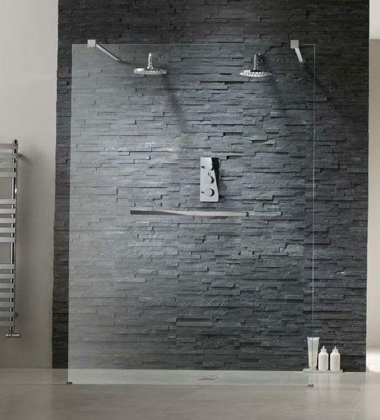Bathroom Ideas Grey best 10+ dark grey bathrooms ideas on pinterest | wood effect