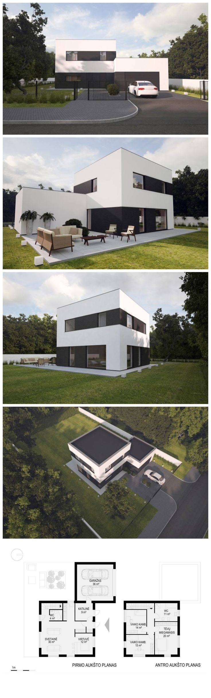 Cube by NG Archithects 360 best House