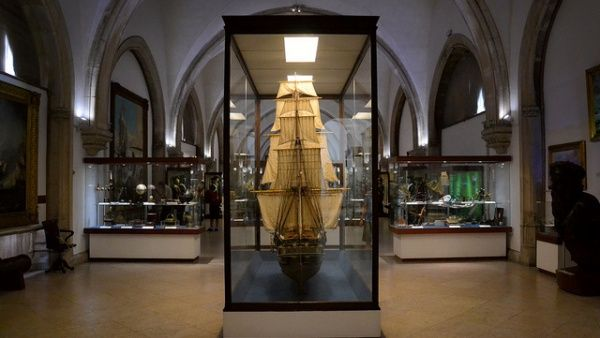 Морской музей, Лиссабон, Португалия, Европа - Предоставлено: Redigo.ru