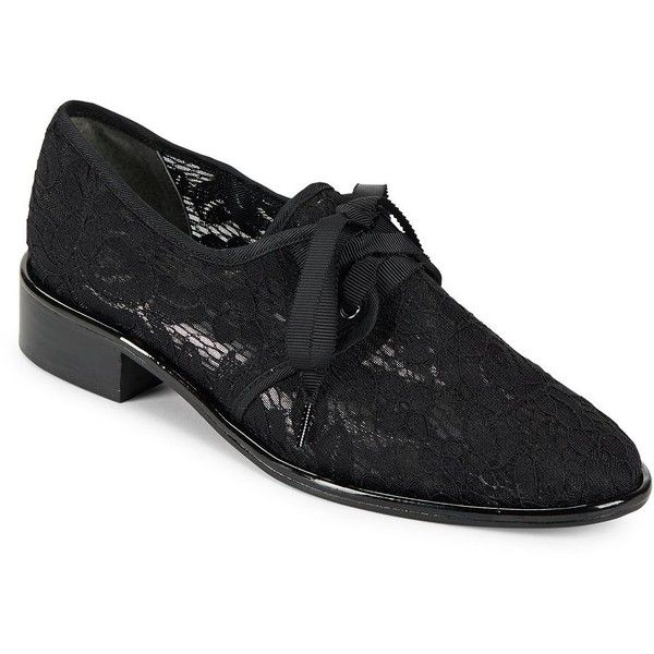Adrianna Papell Women's Paisley Floral Lace Oxfords ($48) ❤ liked on Polyvore featuring shoes, oxfords, nude, lace up oxfords, lace up oxford shoes, adrianna papell shoes, floral oxfords and nude block heel shoes