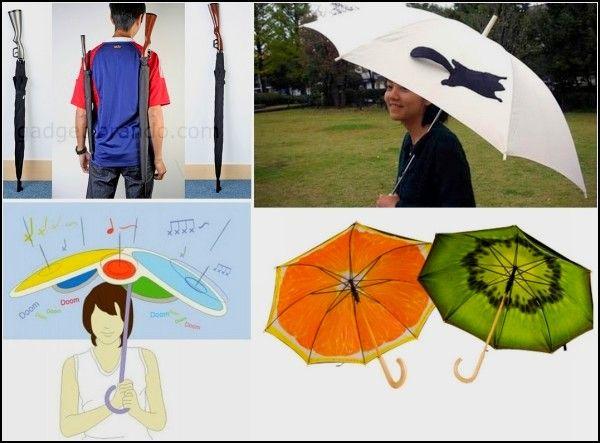Дождь по крышам, дождь по лужам... Обзор дизайнерских зонтов  Можно не любить сырую хмурую погоду - но обожать Петербург и Лондон. Можно с недоверием относиться к незнакомым людям, но искать новые знакомства. И также можно ненавидеть дождь и слякоть, но любить яркие резиновые сапоги и такие же яркие, креативные, веселые дизайнерские зонты, с которыми и слякоть не такая слякотная, и дождь не такой унылый. Сегодняшний обзор посвящен как раз им - необычным дизайнерским зонтикам.    обзор…