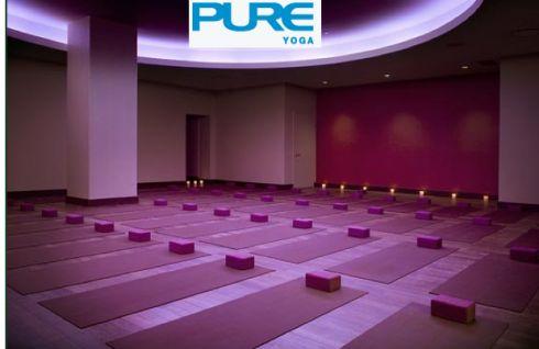 Pure Yoga East