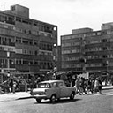 Roman Road Market Square, Bethnal Green, September 1968