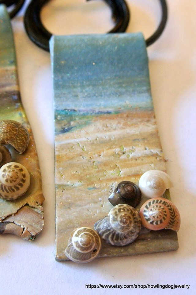 I have TONS of tiny shells from Hawaii I can use!