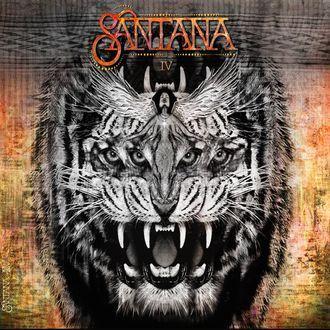 Santana – Santana IV (2016) Santana IV Records – Zenekuckó