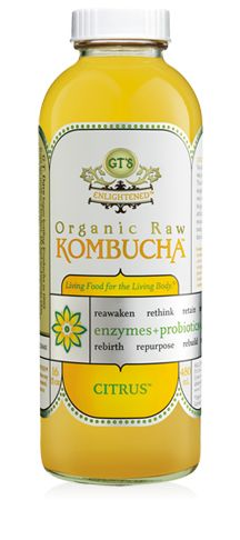 Our Enlightened™ line of GT's Kombucha is a new interpretation of an ancient elixir. It has a lighter and smoother personality than our original formula with the same high nutritional value that you expect from us. With a unique blend of proprietary probiotics and powerful antioxidants, each bottle is designed to nourish your body from the inside out.