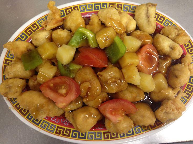 "Gum Wah Restaurant.  ""Lip Smacking Delicious""  #GumWah #chinesefood"