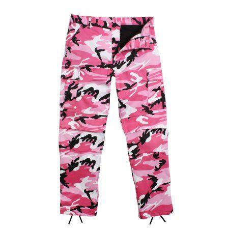 Free Shipping. Buy Ultra Force Pink Camouflage B.D.U. Pants at Walmart.com