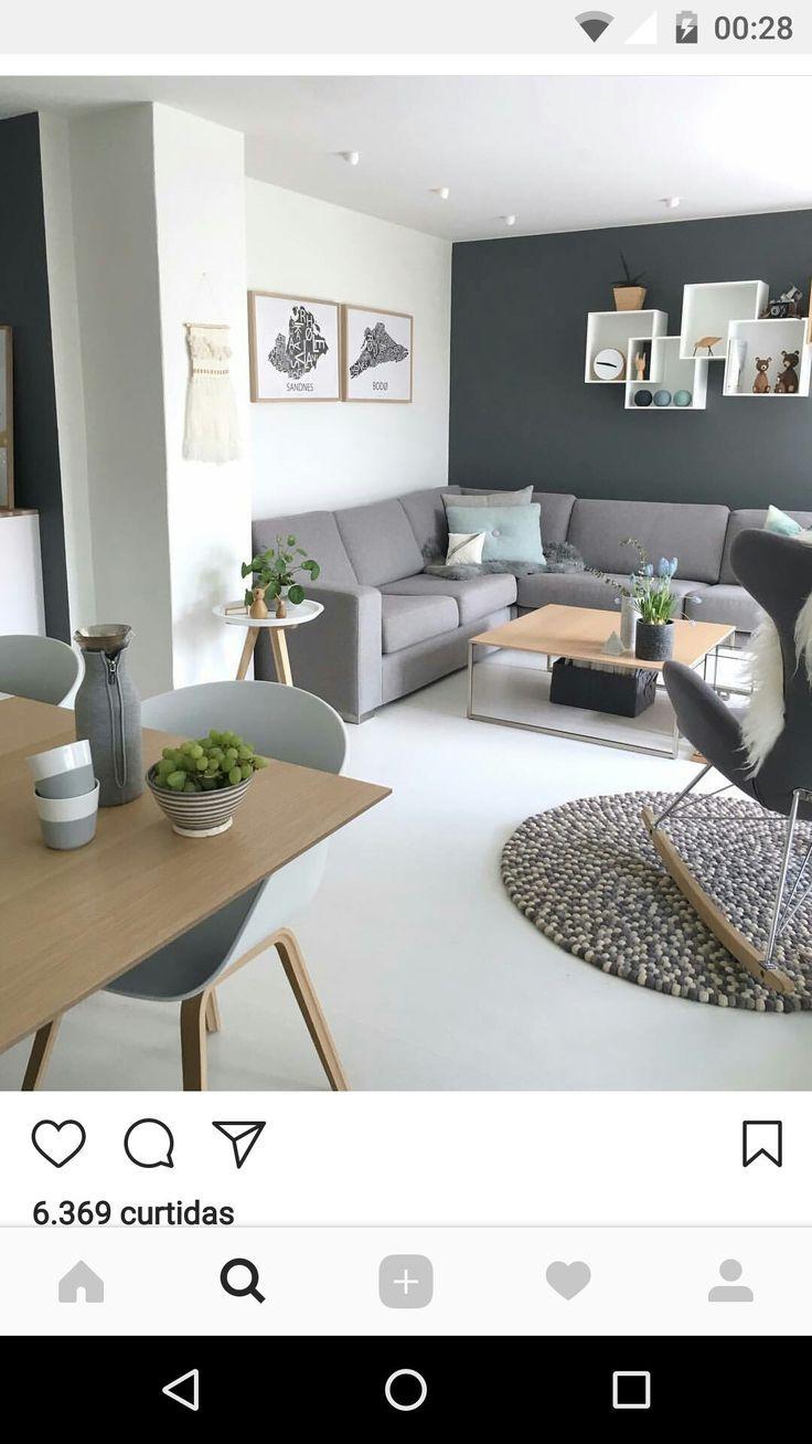 Schöne Idee für ein Regal über der Couch – -#G…