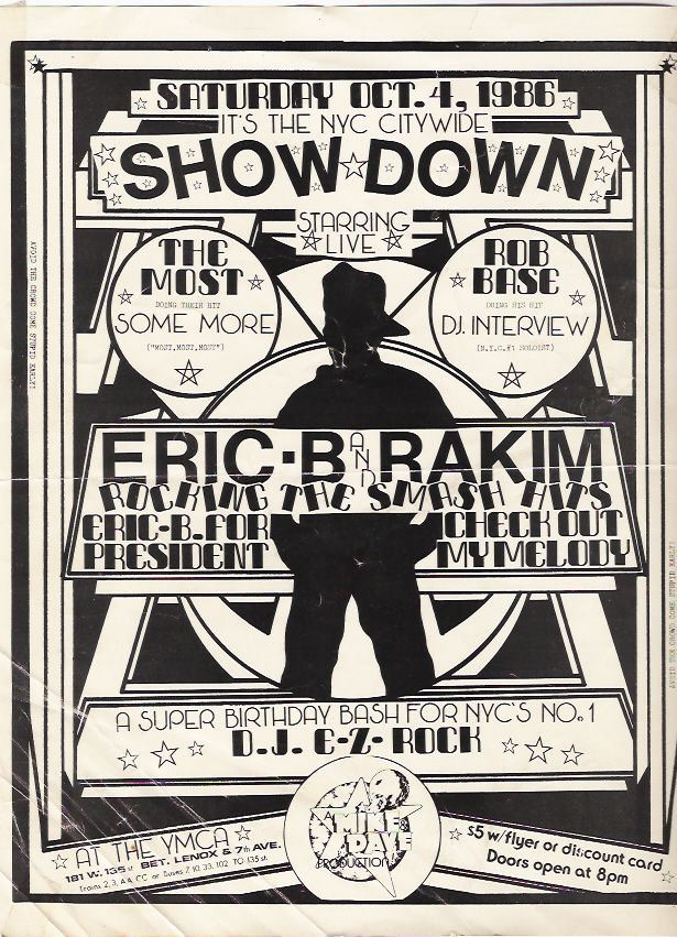 45 Best Old School Hip Hop Party Flyers Images On