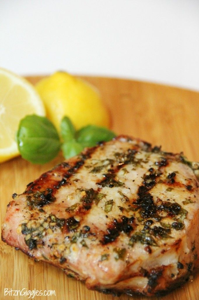 Grilled Pork Chops Marinade Recipe: 1000+ Images About A Whole 30 Pork Chops On Pinterest