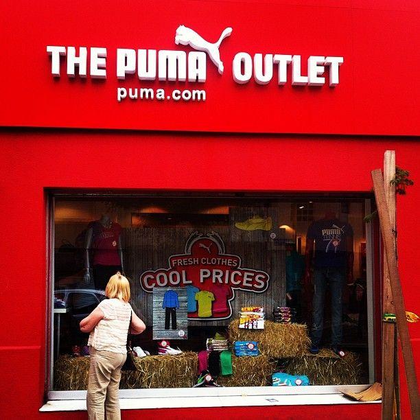 The PUMA Outlet en Baires, Buenos Aires C.F.