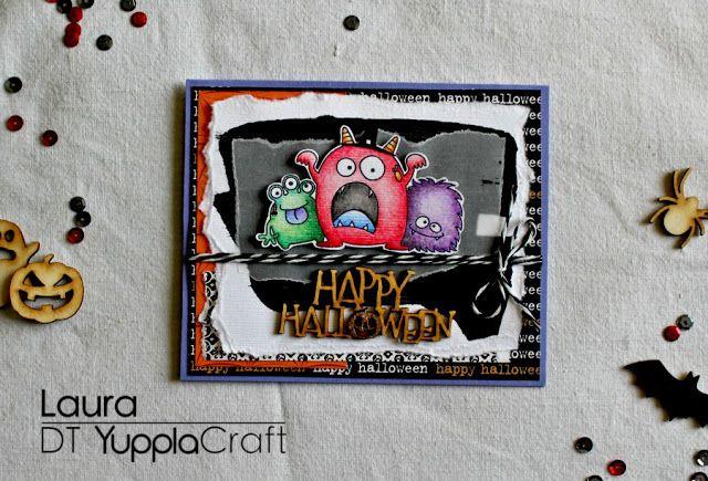Grani di pepe: Halloween - card