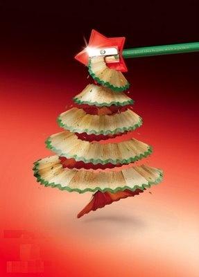 Mits wat oefenpogingen gedurende het jaar,... kerstkaart voor volgens jaar?