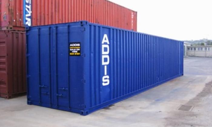 40 Foot Shipping Container Dimensions Addis Containers Auckland New Zealand