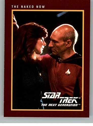 1991 Star Trek 25th Anniversary Series 1 # 10 Naked Now The @ niftywarehouse.com #NiftyWarehouse #StarTrek #Trekkie #Geek #Nerd #Products