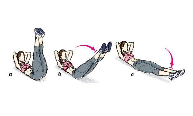 Barriga chapada em 8 passos: exercícios de pilates milagrosos para fazer em casa