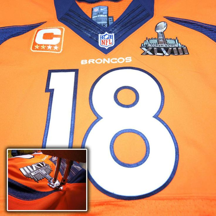 The jersey Peyton Manning will wear for the Denver Broncos during Super Bowl XLVIII!  Get Your Peyton Manning Autographed NFL Jerseys here: http://www.nflofficial.org/lim?goy=B00HYJHEEMDTJ44