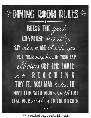 14 best Etiquette images on Pinterest Dining etiquette Etiquette