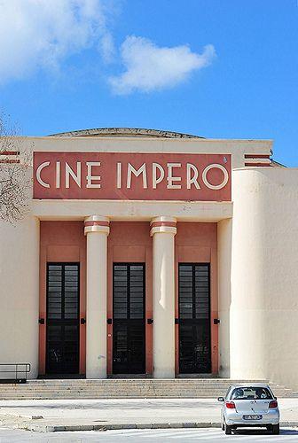 Cine Impero, Marsala - Sicily