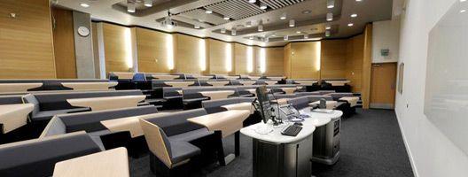Design School lecture theatre