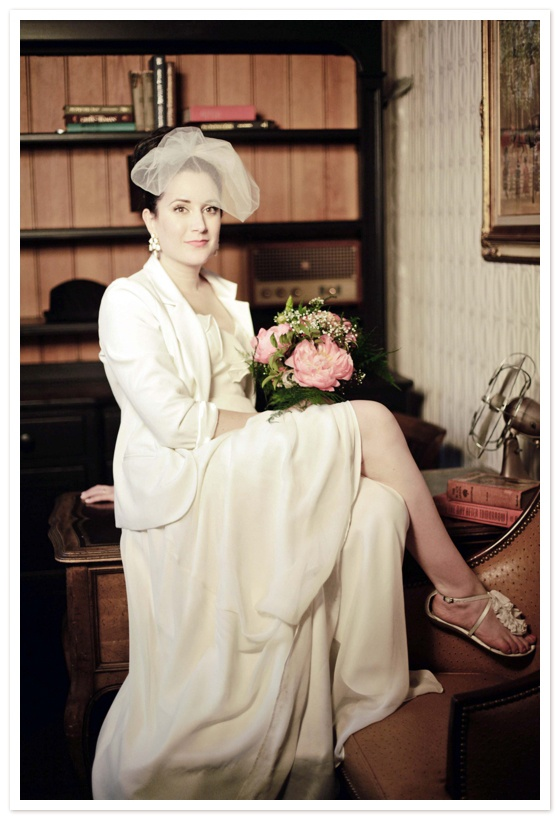one classy dame. by The Lovely Lens on the Reverie Magazine blog