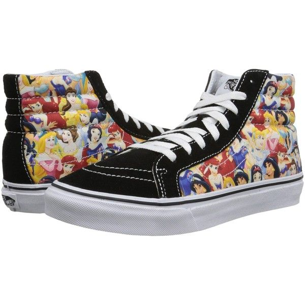45807deac2529 high top vans disney   Come and stroll!